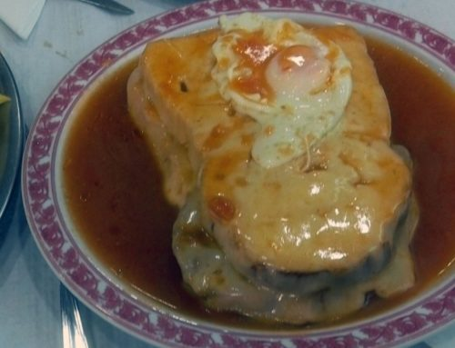 In Search of Francesinha, a Sandwich So Good Chefs Won't Share the Recipe
